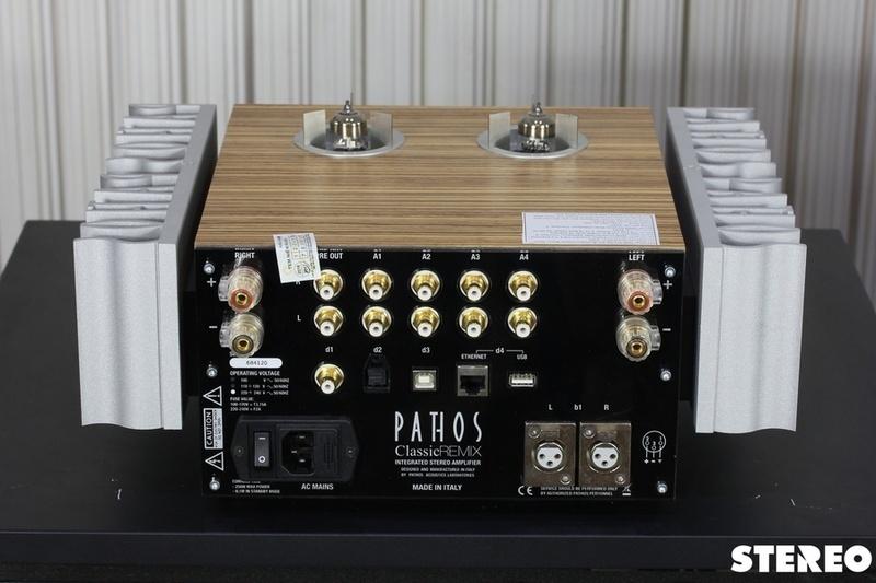 Trải nghiệm ampli lai Pathos Classic Remix: tươi mới đầy thú vị