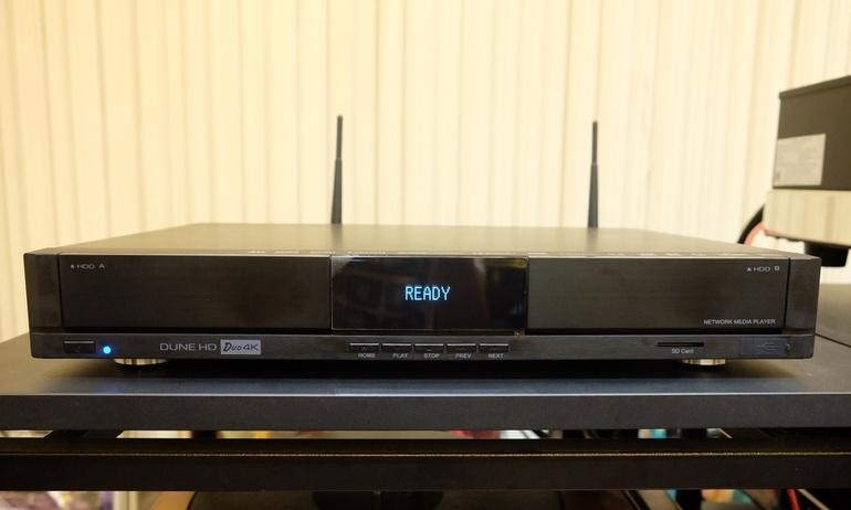 Trải nghiệm khả năng chơi nhạc của đầu phát Dune HD Duo 4K