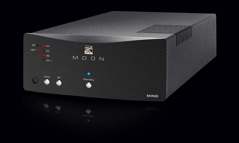 Simaudio chính thức bán ra Moon Neo MiND, Network Streaming tương thích với mọi nguồn nhạc số