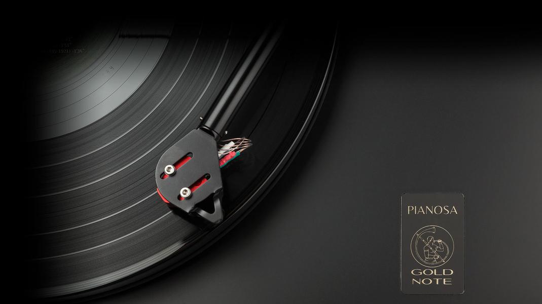 Gold Note ra mắt mâm đĩa than Pianosa mới