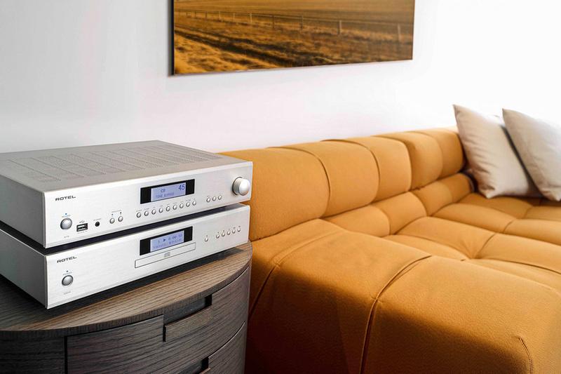 Rotel 14 Series: dòng sản phẩm chất lượng cao, thân thiện với mọi đối tượng người dùng