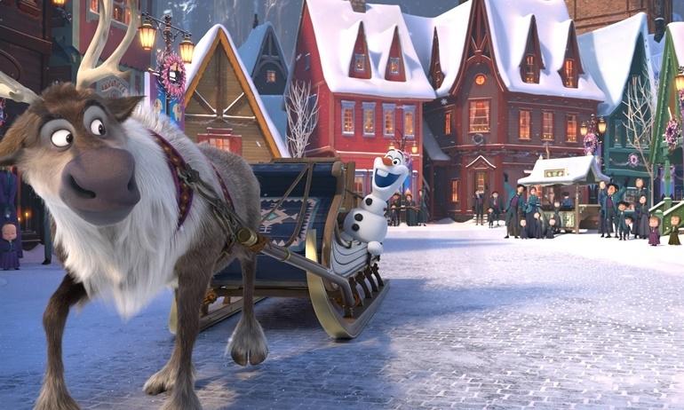 Thế giới băng mát lạnh Frozen trở lại đầy hấp dẫn trong phim ngắn Coco.