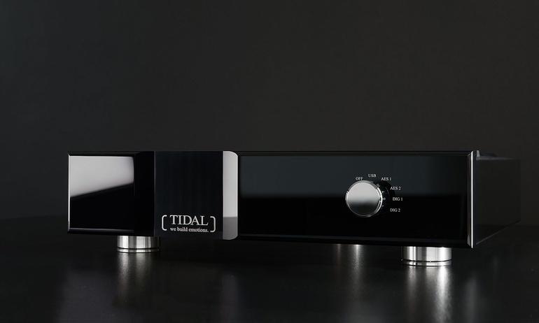 Tidal Audio trình làng DAC giải mã hi-end Camira DMC