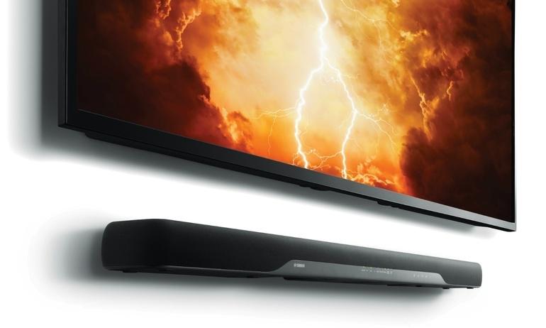 Yamaha ra mắt loa soundbar đầu tiên trang bị DTS Virtual:X