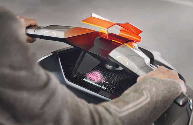 BMW E-Scooter – Xe 2 bánh đẳng cấp như bước ra từ tương lai