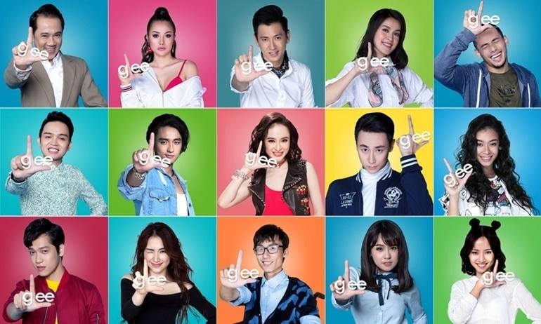 Dàn diễn viên của Glee phiên bản Việt khiến cộng đồng mạng… bất an.