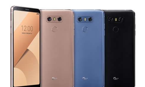 LG hé lộ thông tin về G6+: tích hợp Quad Dac, tặng kèm tai nghe Bang & Olufsen