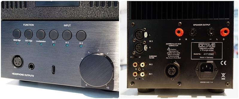 Octave ra mắt ampli đèn Single-end đầu tiên của hãng