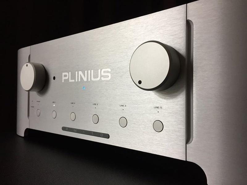 Plinius trình làng loạt ampli mới của dòng Reference