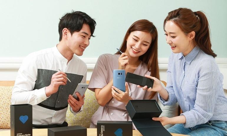 Samsung hồi sinh Galaxy Note 7 với phiên bản mới