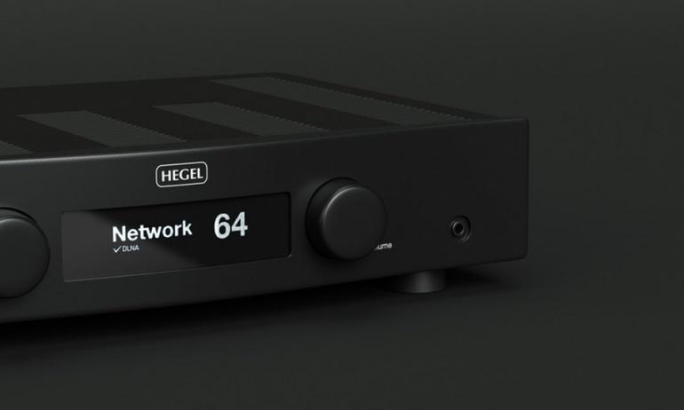 Hegel ra mắt ampli tích hợp H90
