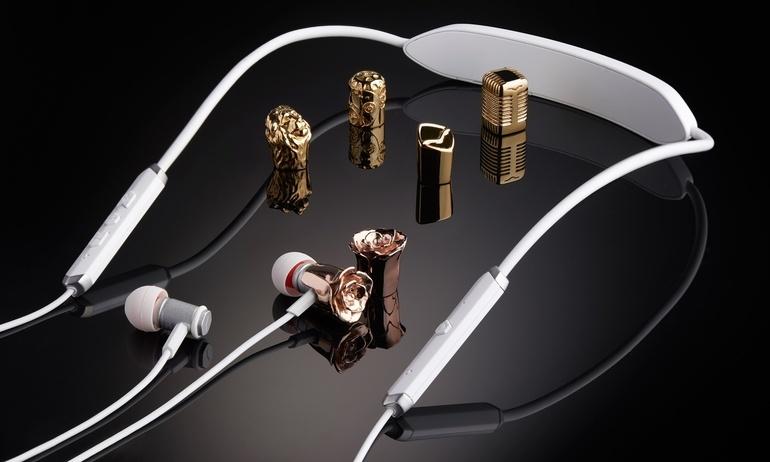 V-MODA phát hành phiên bản không dây của tai nghe Forza Metallo với vòng cổ tối ưu
