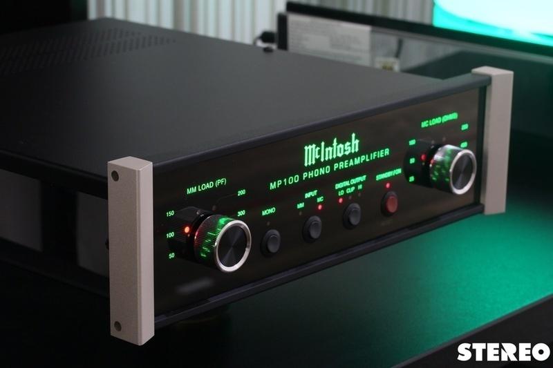 Bộ đôi McIntosh MT5 Turntables & MP100 Phono: đem đến một giải pháp analog toàn diện