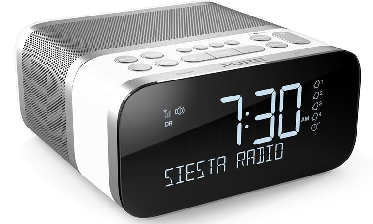 Pure Siesta S6: mẫu radio mới, rất linh hoạt và đa chức năng
