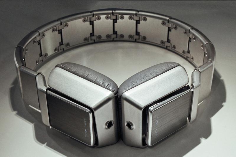 Luzli Roller MK01: tai nghe cao cấp với thiết kế cuộn gọn độc đáo