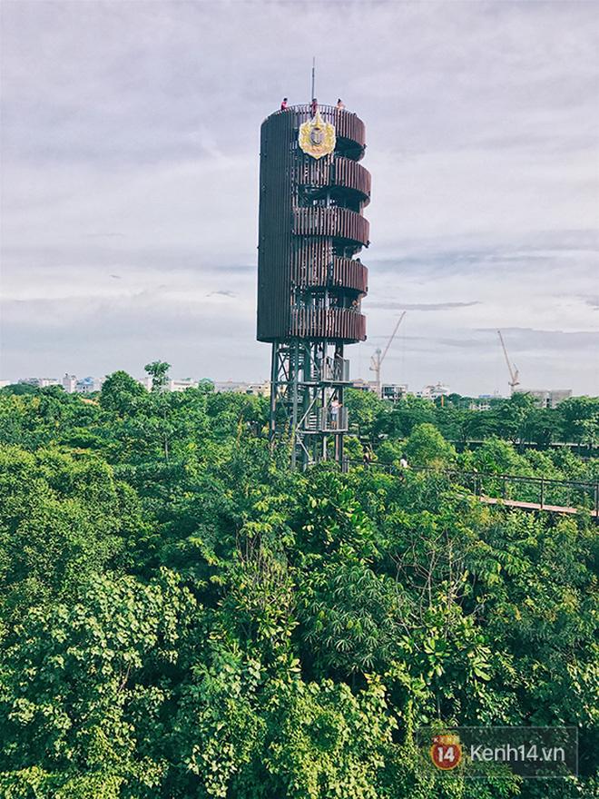 Ai ngờ đâu bãi rác thác ở Bangkok giờ biến thành khu rừng tuyệt đẹp như này đây!