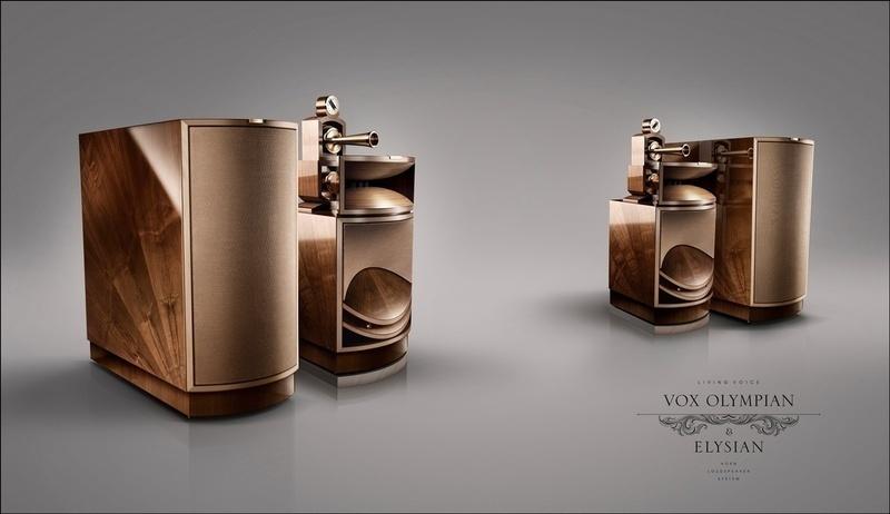 Living Voice: thương hiệu hi-end Anh Quốc với những hệ thống loa xa xỉ