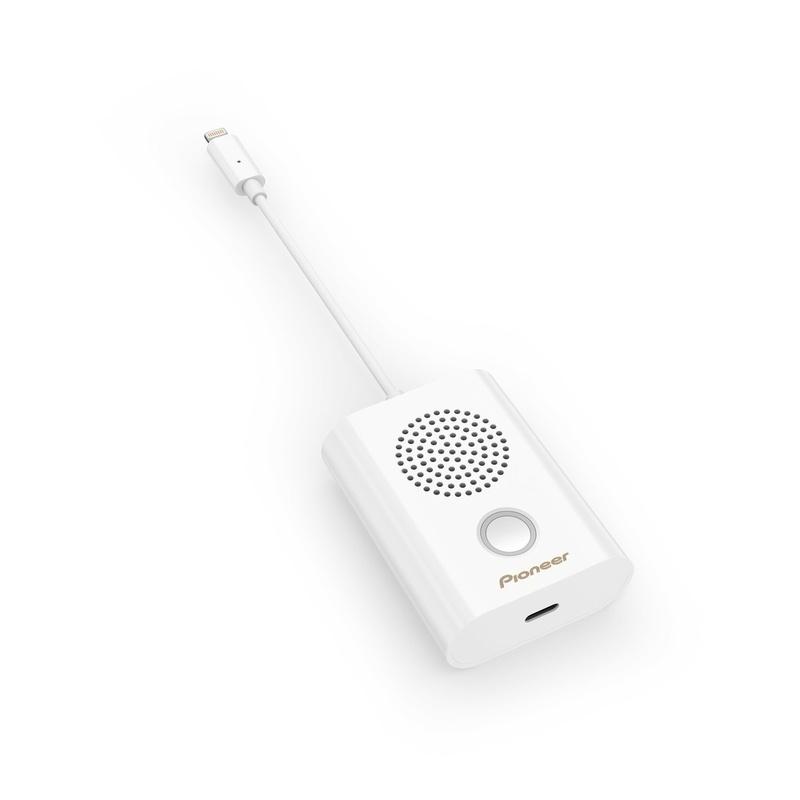 Pioneer giới thiệu dòng sản phẩm âm thanh mới dùng kết nối Lightning cho các thiết bị của Apple