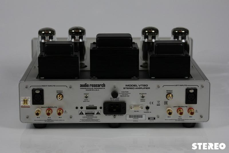 Audio Research VT80: Sự kết hợp giữa cổ điển và hiện đại