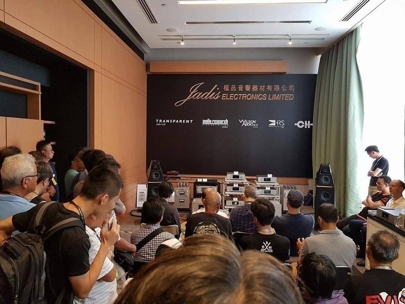 [Vietnam Hi-end Show 2017] CH Precision: Chính xác và tinh tế như đồng hồ Thụy Sĩ