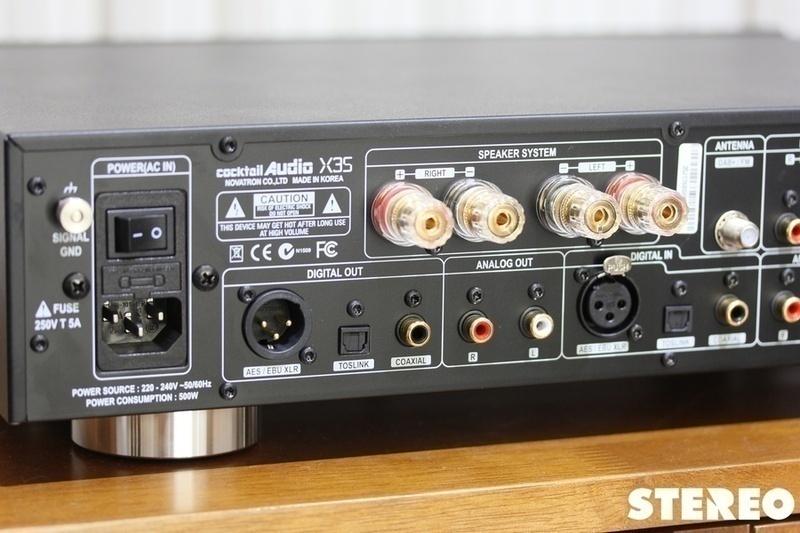 Chơi nhạc đơn giản hơn với Cocktail Audio X35