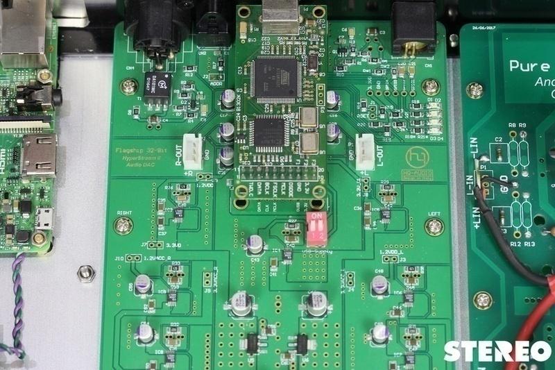 Hq Audio ES9038PRO - thiết bị 3 trong một: Máy chủ chơi nhạc kiêm DAC và pre-amplifier