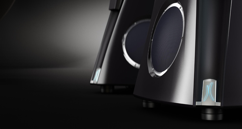 Estelon ra mắt mẫu loa siêu sang mới, lấy cảm hứng từ Rolls-Royce