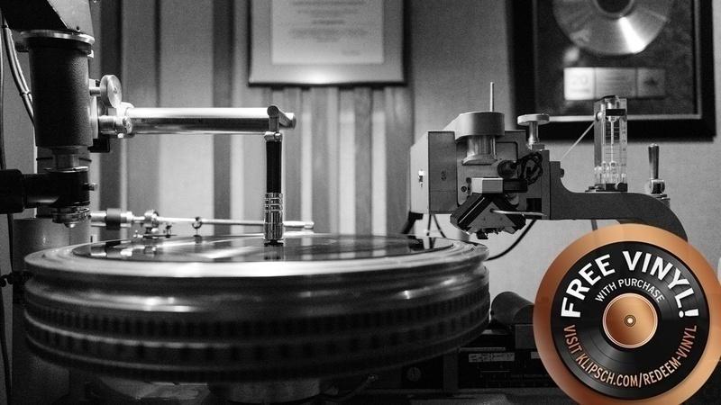 Klipsch bắt tay với Capital Records ra mắt dòng loa mới