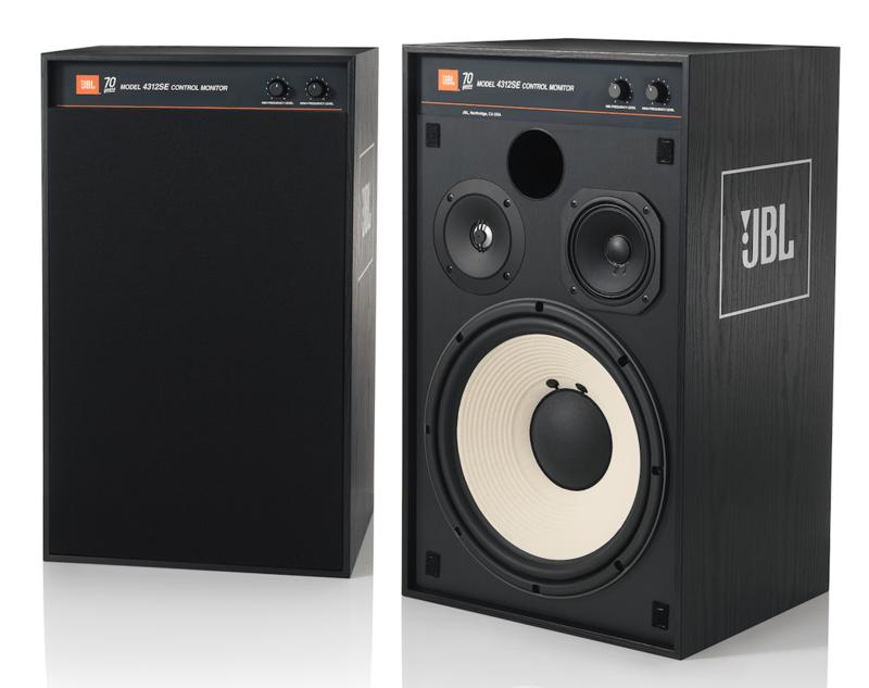 JBL 4312SE: đôi loa Limited Edition đánh dấu cột mốc 70 năm thương hiệu JBL