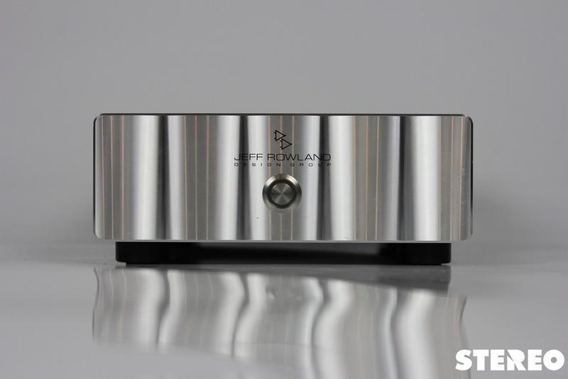Jeff Rowland Capri S2 & Model 525: bộ pre-pow nhỏ gọn đầy sức mạnh