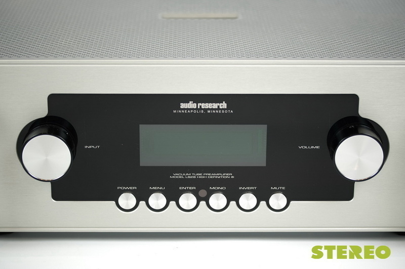 Audio Research LS28: Line-stage preamp của dòng Foundation Series