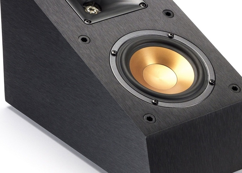 Klipsch ra mắt R-14SA: loa surround được đặc chế cho hệ thống Dolby Atmos