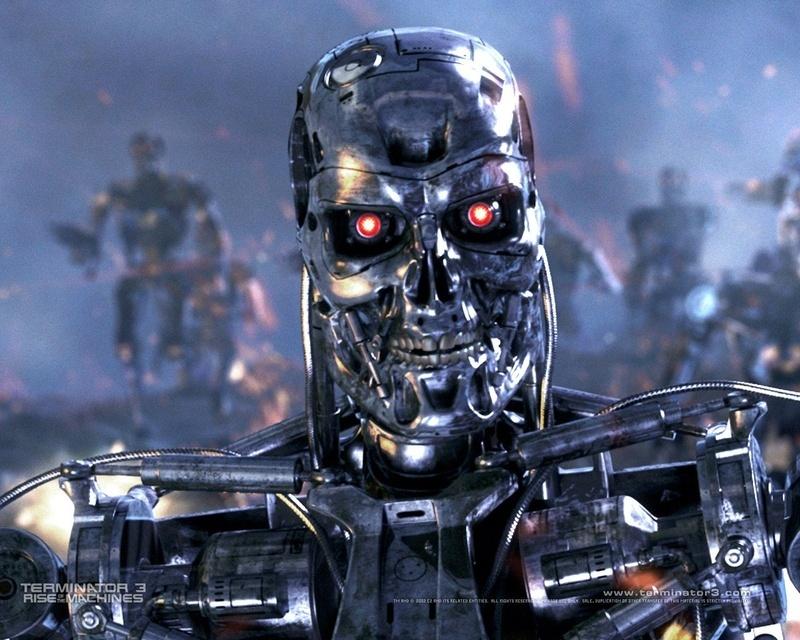 Terminator T-800 Endoskeleton: Loa thông minh phiên bản