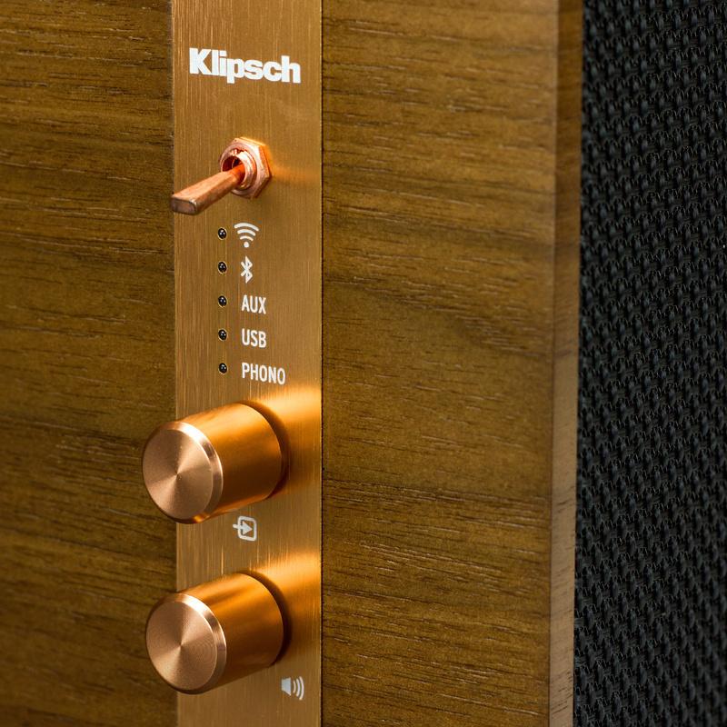 Loa không dây đa năng Klipsch The Three