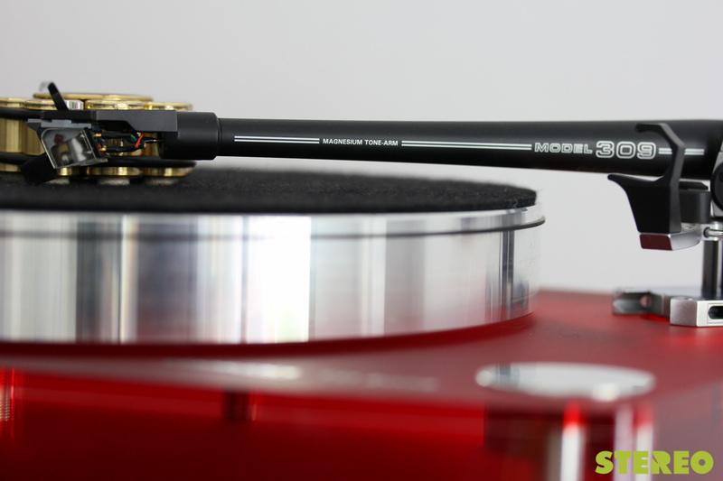 Thorens TD-2035: Mâm đĩa than hi-end tinh tế