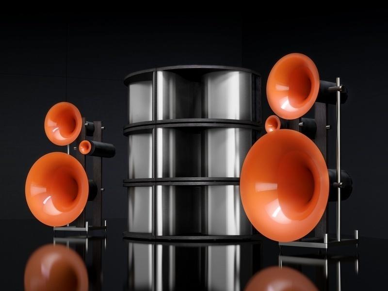 Trio Luxury Edition 26: hệ thống loa kèn đỉnh cao kỉ niệm 26 năm thành lập hãng Avantgarde Acoustic