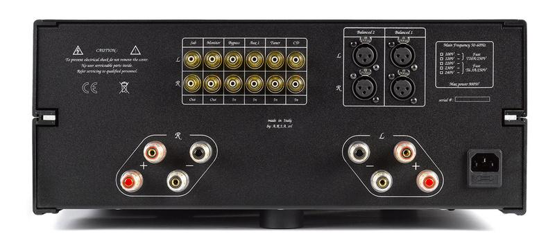 Unison Research giới thiệu ampli tích hợp Unico 90