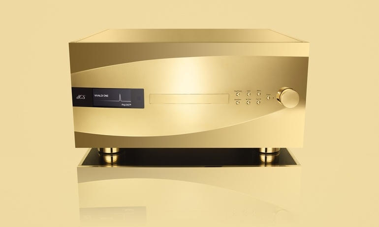 Ngắm nhìn những công đoạn tạo ra chiếc đầu phát siêu hạng dCS Vivaldi One phiên bản vàng 24K