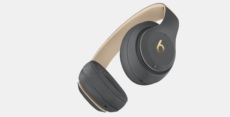 Tai nghe không dây Beats Studio 3 Wireless: tích hợp chip Apple W1, cải thiện khả năng chống ồn