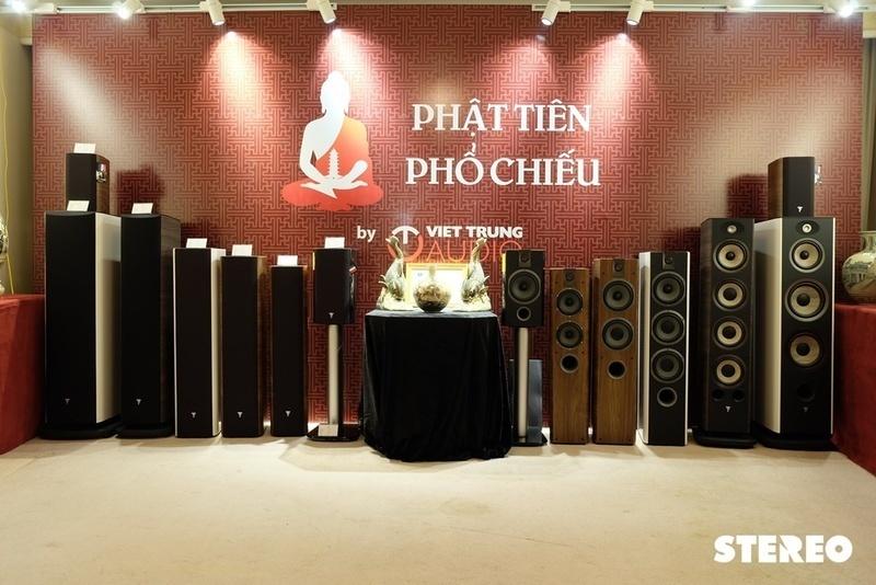 [Vietnam Hi-end Show 2017] Chính thức khai mạc tại Hà Nội