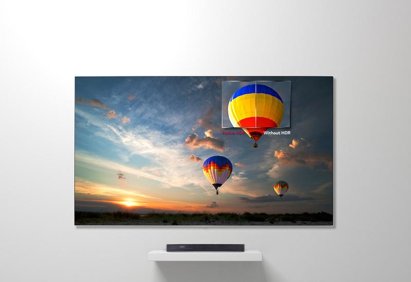 LG tung ra thị trường đầu phát Blu-ray 4K UP970