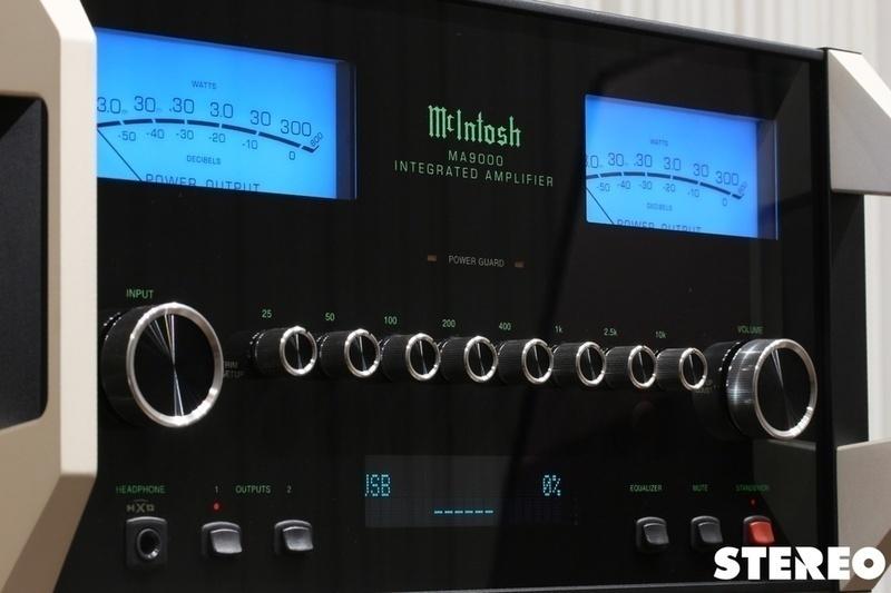 [Vietnam Hi-end Show 2017] Ampli tích hợp McIntosh MA9000: Bình cũ, rượu mới