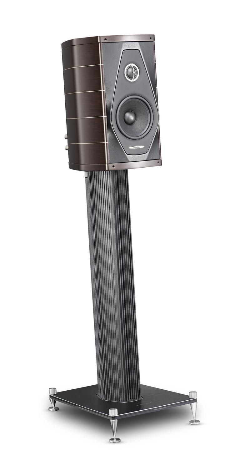 Sonus Faber phát hành loạt loa Olympica phiên bản màu gỗ muồng đen