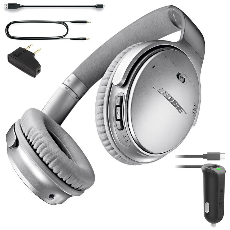 Bose tiết lộ về tai nghe chống ồn thế hệ mới QuietComfort 35 II, tích hợp Google Assistant