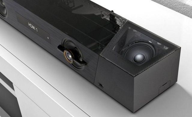 Soundbar Sony HT-ST5000: Bước vào thế giới âm thanh ba chiều kỳ ảo của Dolby Atmos