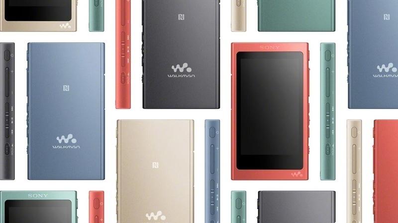 Sony ra mắt bộ đôi máy nghe nhạc Walkman ZX300 và A40