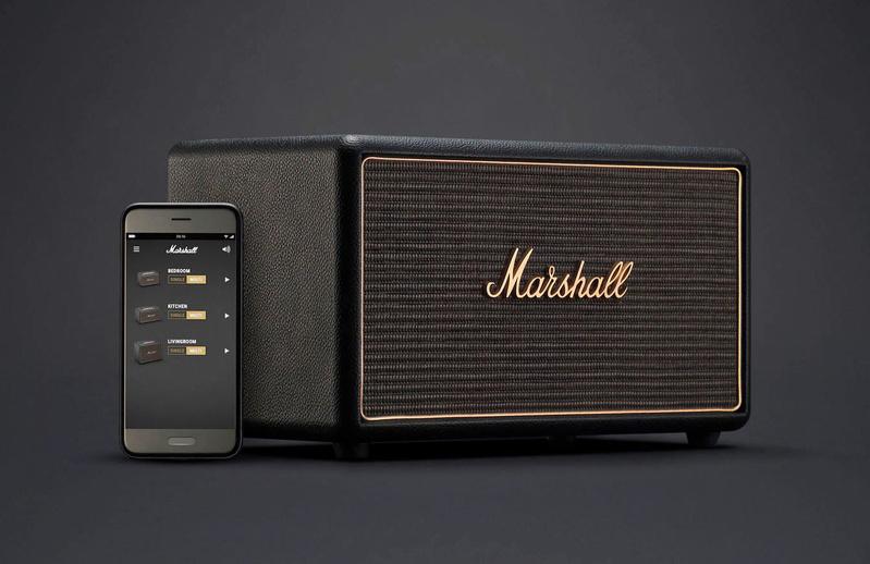 Marshall Headphone gia nhập thị trường thiết bị âm thanh đa phòng