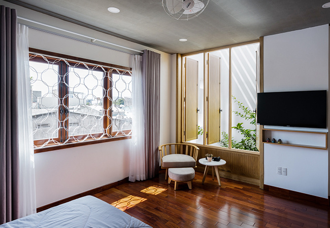 """Ngôi nhà """"mát nhất hệ mặt trời"""" ở Đà Nẵng khiến ai cũng muốn trú chân trong ngày hè nóng nực"""
