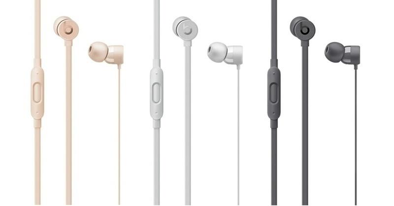 Apple ra mắt tai nghe urBeats 3 hỗ trợ kết nối Lightning