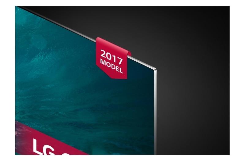 LG tung bản cập nhật mới cho các dòng TV OLED 2017
